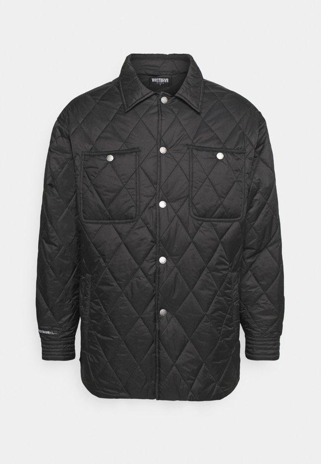 YUNG UNISEX - Light jacket - black