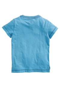 Next - FIVE PACK - T-shirt print - blue - 2