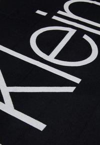 Calvin Klein - SCARF  - Šála - black - 2