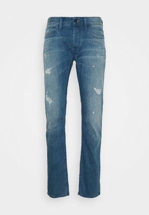 RAZOR - Straight leg jeans - blue