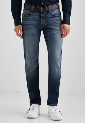 MOVIMENTO JACK - Straight leg jeans - blau used