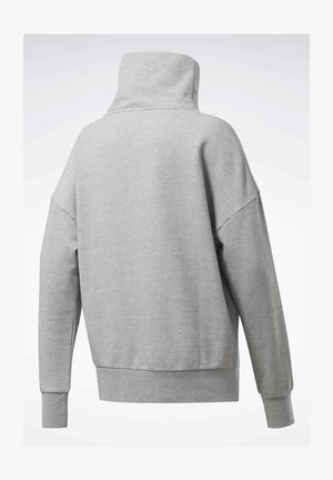 TRAINING ESSENTIALS COVER-UP - Sweatshirt - grey