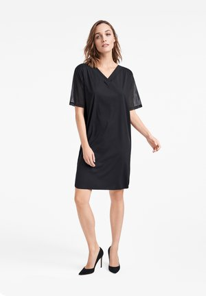 JELLYFISH - Day dress - black/black