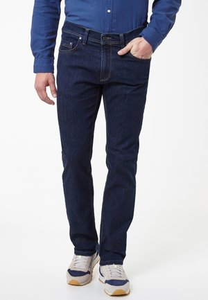 RANDO - Straight leg jeans - dark blue
