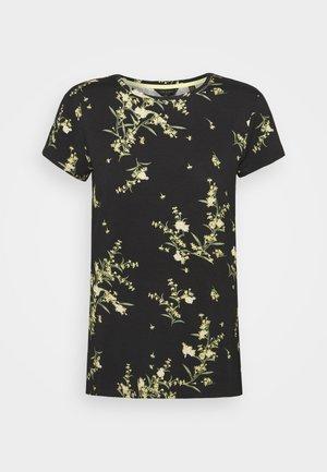 IRENNEE - Print T-shirt - black