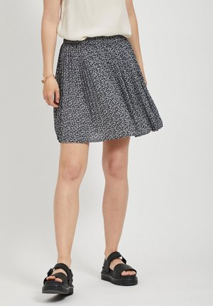 VLA - A-line skirt - black