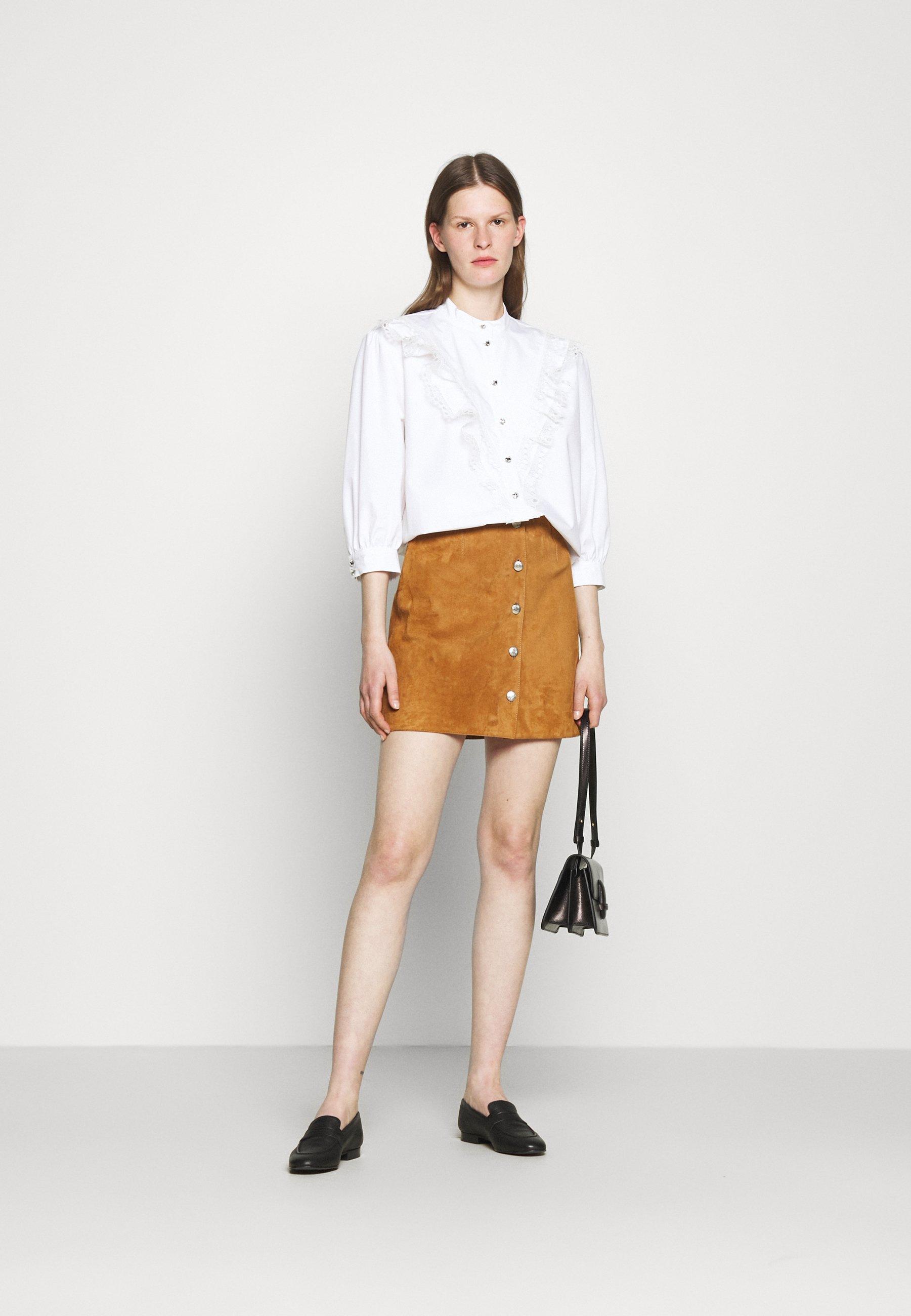 Women PENCIL SKIRT - Mini skirt