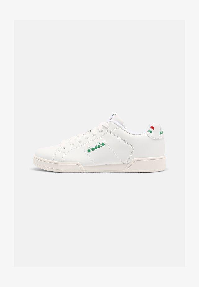 IMPULSE I UNISEX - Sneakers laag - white/peas/cream