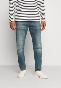 G-Star - ALUM RELAXED TAPERED ORIGINALS - Relaxed fit jeans - kir denim - 0