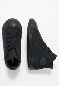 Converse - CHUCK TAYLOR ALL STAR - High-top trainers - black - 0
