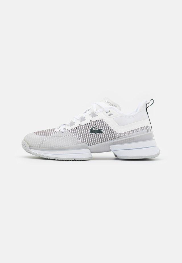 AG-LT 21 ULTRA - Allcourt tennissko - white/light grey