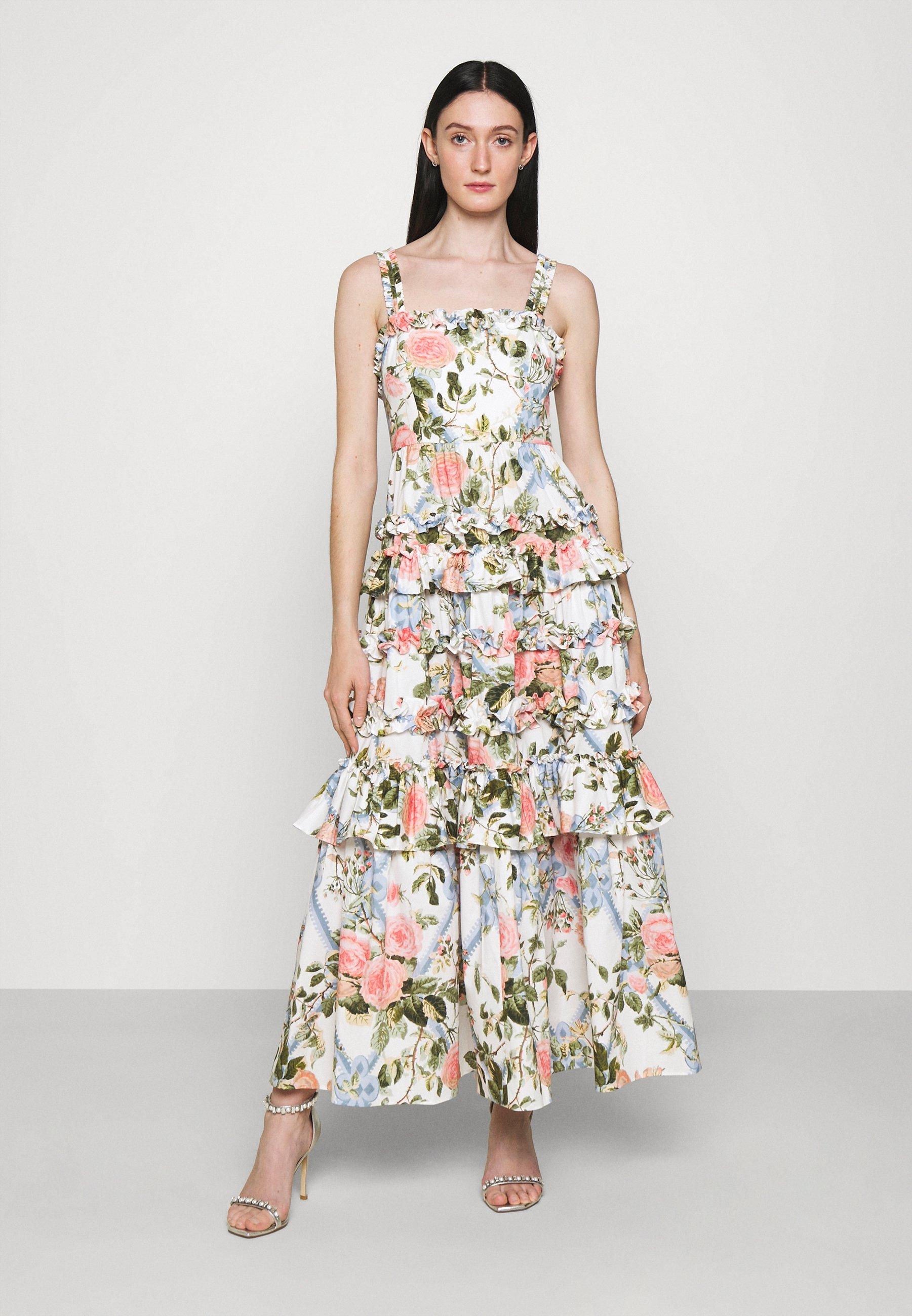 Women HETTIE ANKLE GOWN - Maxi dress