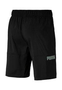 Puma - A.C.E WOVEN - Pantaloncini sportivi - black - 1