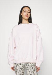 Missguided - WASHED - Sweatshirt - light pink - 0