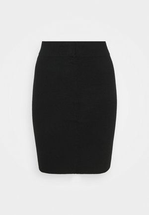 VMSANNA SKIRT - Mini skirt - black