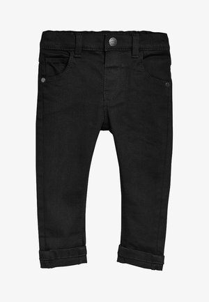 Džíny Straight Fit - black