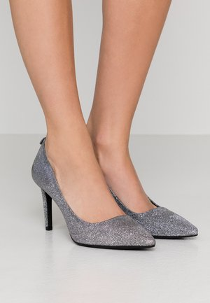 DOROTHY FLEX - High heels - black/silver