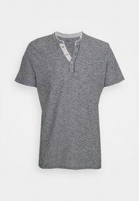 TOM TAILOR - T-shirt med print - dark blue - 5