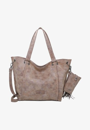 VINTAG - Tote bag - old wood