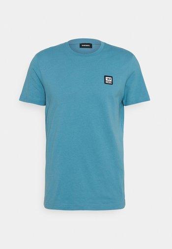 DIEGOS - Jednoduché triko - blue