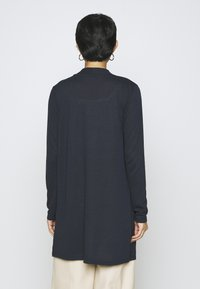 TOM TAILOR - CARDIGAN LONG - Cardigan - sky captain blue - 2