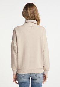DreiMaster - Zip-up hoodie - beige - 2