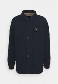Lyle & Scott - ARCHIVE TWIN POCKET RELAXED FIT - Tunn jacka - dark navy - 5