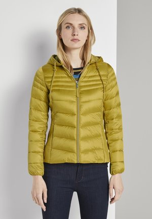 Winter jacket - california sand yellow