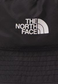 The North Face - SUN STASH HAT UNISEX - Sombrero - black/white - 2
