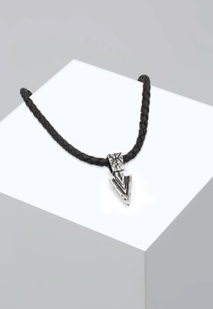 ARROW USED LOOK - Ketting - silver-coloured