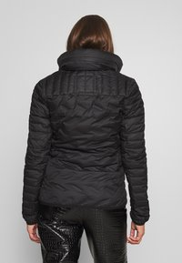 Superdry - ESSENTIALS RADAR JACKET - Down jacket - black - 3