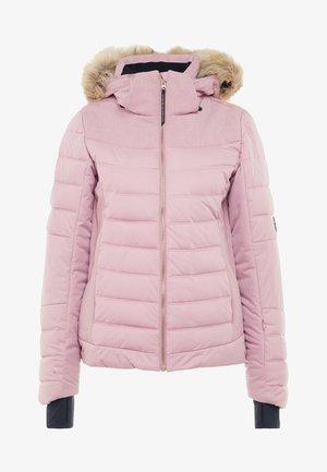 JACIANO WOMEN SNOWJACKET - Snowboard jacket - old rose