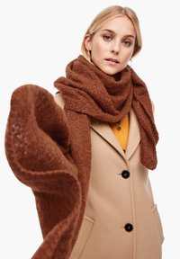 s.Oliver - Scarf - brown - 0