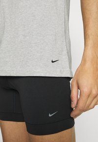 Nike Underwear - CREW NECK 2 PACK - Hemd - grey - 4