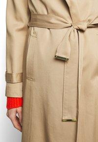 Lauren Ralph Lauren - DUSTER - Trenchcoat - brown - 7