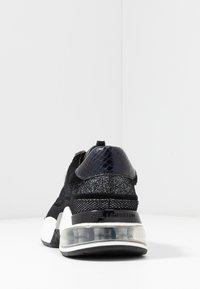 KARL LAGERFELD - LAZARE GLITZ MIX - Trainers - black/silver - 5