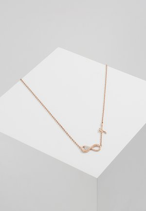 ENDLESS LOVE - Halsband - rosegold-coloured