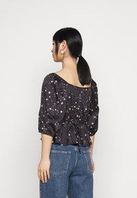 New Look Petite - AVA STAR SHELL - Blouse - black - 2