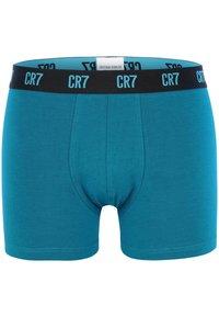 Cristiano Ronaldo CR7 - 6 PACK TRUNKS - Pants - violet/turquoise/black - 3