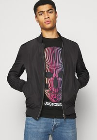 Just Cavalli - Print T-shirt - black - 5