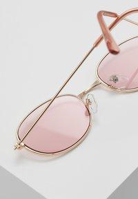 Only & Sons - ONSSUNGLASSES COLOURED - Sluneční brýle - pink glo - 4