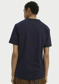 Scotch & Soda - Print T-shirt - midnight - 2