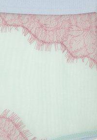 Dora Larsen - FREYA HIGH WAIST KNICKER - Briefs - pastel pink - 2