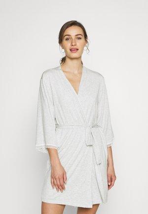 MISTY - Dressing gown - grey