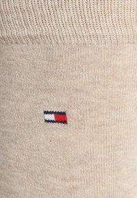 Tommy Hilfiger - MEN SOCK CLASSIC 2 PACK - Ponožky - light beige melange - 2