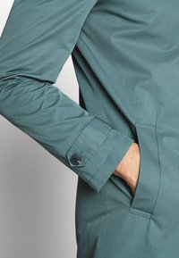 River Island - AIRFORCE CAR - Trenchcoat - blue - 3