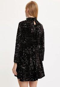 DeFacto - Vestido de cóctel - black - 2
