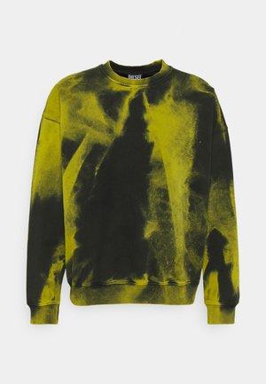 MART UNISEX - Sweatshirt - yellow/black