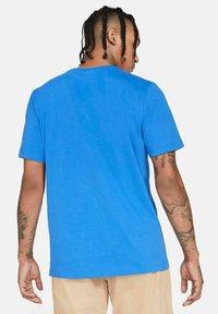 Jordan - JUMPMAN AIR - Print T-shirt - azur - 2