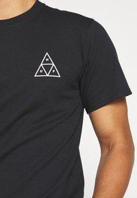 HUF - JUNGLE CAT TEE - Print T-shirt - black - 5